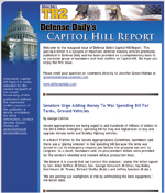 Capitol Hill Report